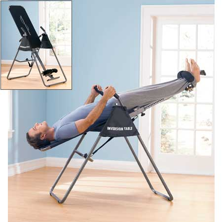 Gravity Inversion Therapy Table Feel Good Store Online