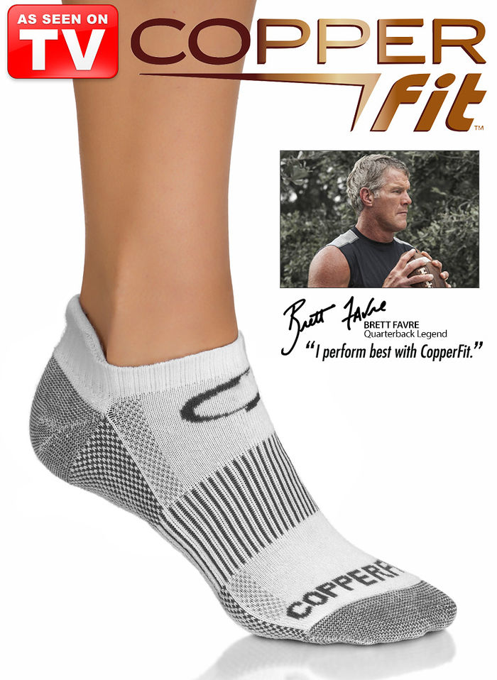 CopperFit™ Socks