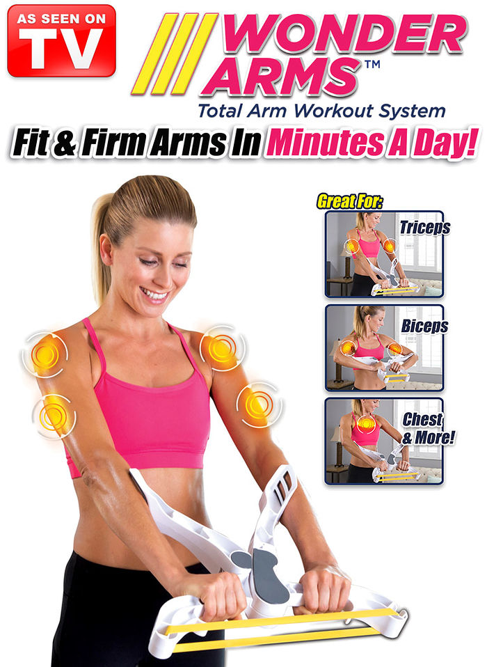 Wonder Arms Feel Good Store Online Catalog Shopping