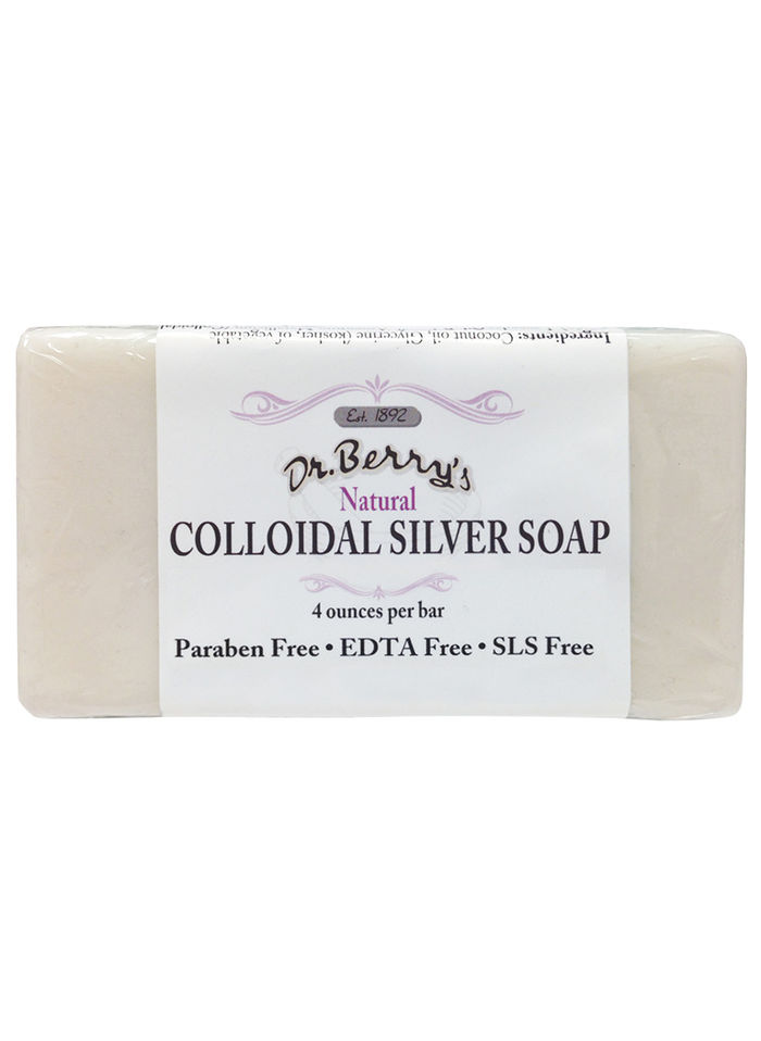 Dr. Berry's™ Colloidal Silver Soap/3-pk.