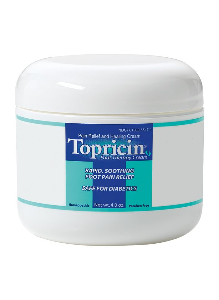 Topricin® Foot Therapy Cream