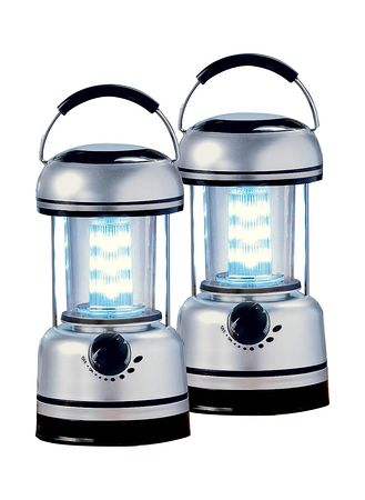 Main Emergency Lantern Set of 2