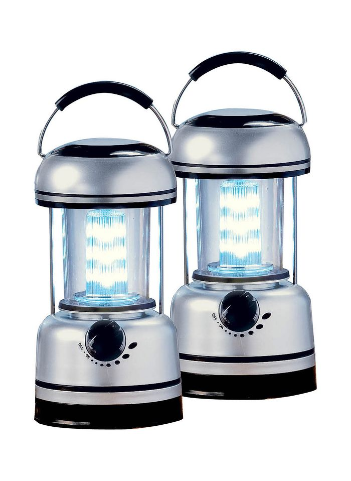 Emergency Lantern Set of 2