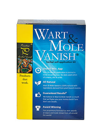 Main Wart & Mole Vanish® Cream