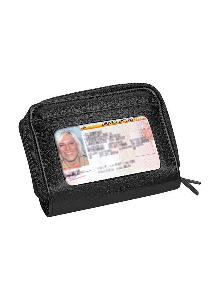 The Buxton® RFID-Blocking Security Wallet