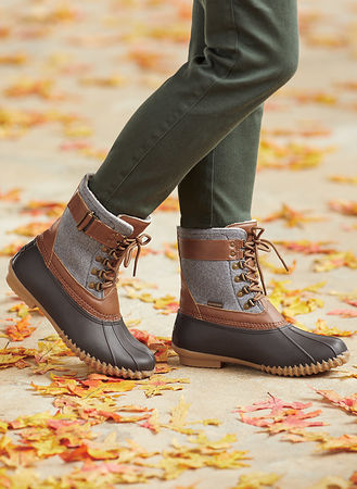 Main Jambu Calgary Duck Boot