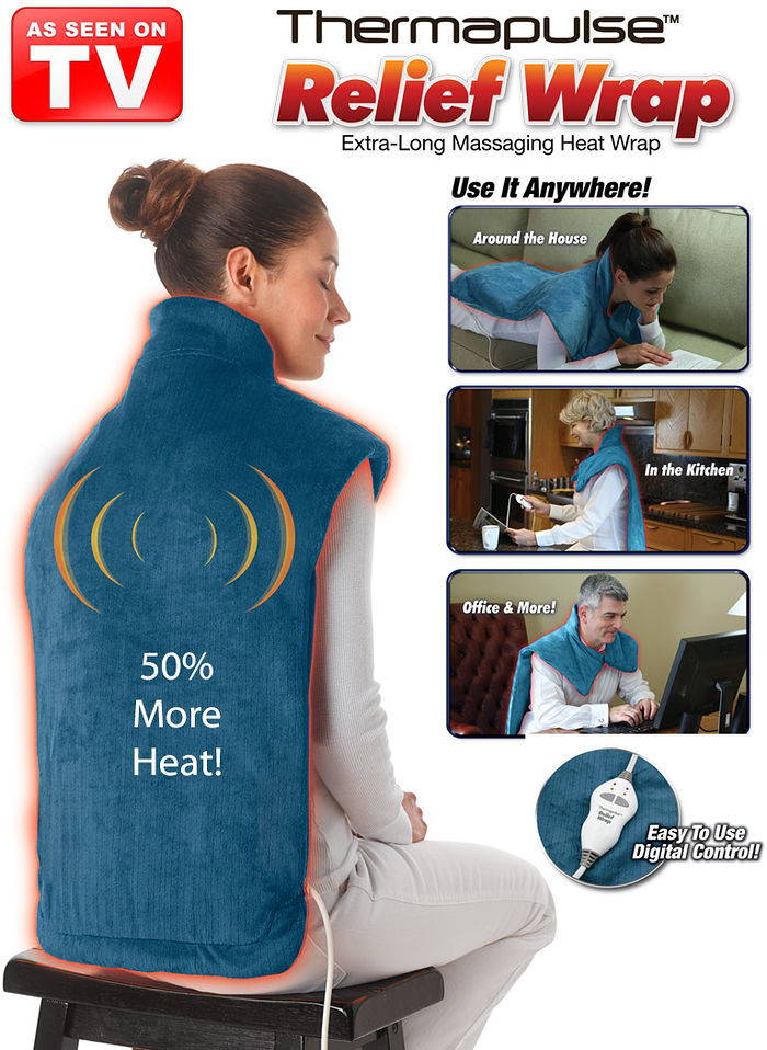 Thermapulse™ Relief Wrap™ Ultra
