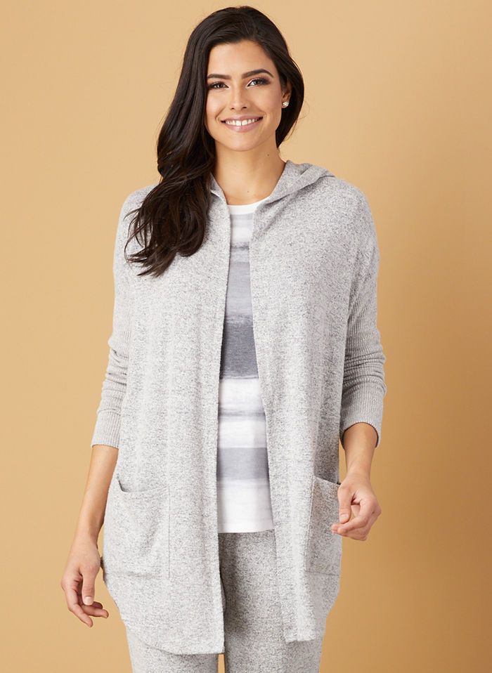 So-Soft Hooded Cardigan - Feel Good Store - Online Catalog ...
