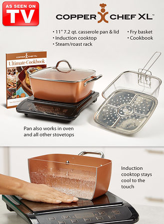 Copper Chef Xl Feel Good Store Online Catalog