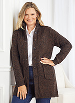 Product Review Marled Cardigan