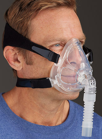 Main ComfortFit Deluxe CPAP Mask