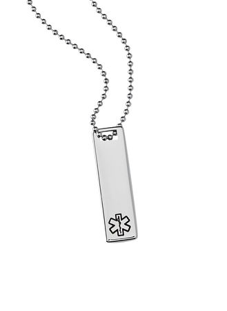 Main Med Alert Necklace