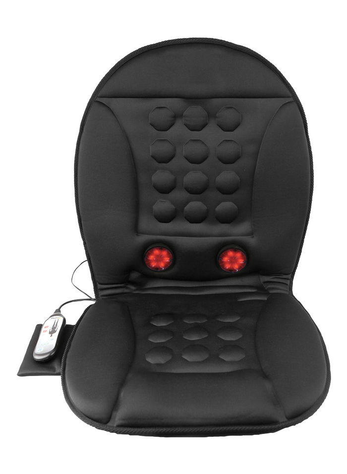 Infra-Heat Massage Cushion