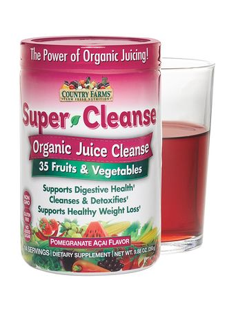 Main Super Cleanse