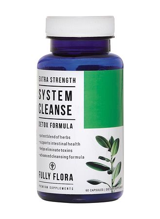 Main Extra Strength System Cleanse