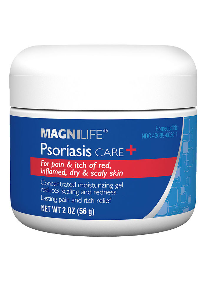 MagniLife® Psoriasis Care + Cream