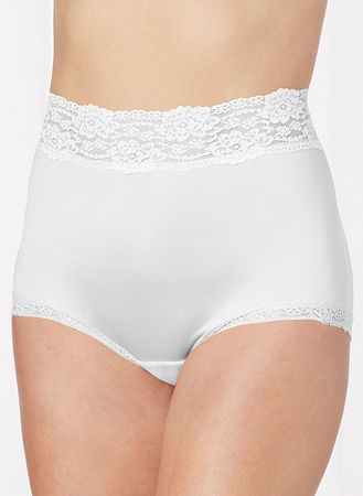 Main 3-Pack Lace Band Classic Briefs