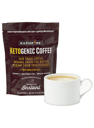 Main Ketognic Instant Coffee