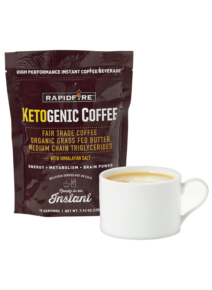 Ketognic Instant Coffee